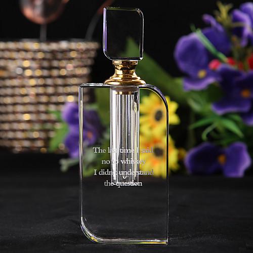 персонализированные элегантная стеклянная бутылка дух Lightinthebox 917.000