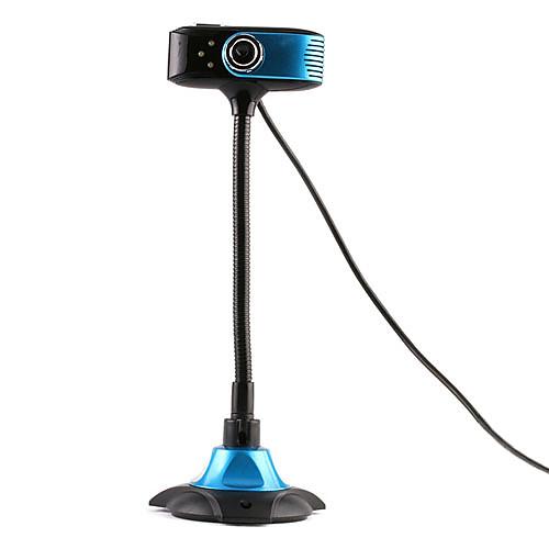 подключи и играть гибкий HD 12,0 мегапиксельная USB PC камера Веб-камера Lightinthebox 214.000