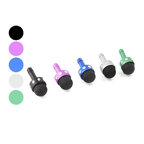 мини-стилус стилус с антипылевым плагин ремень для iphone (разных цветов) Lightinthebox 25.000