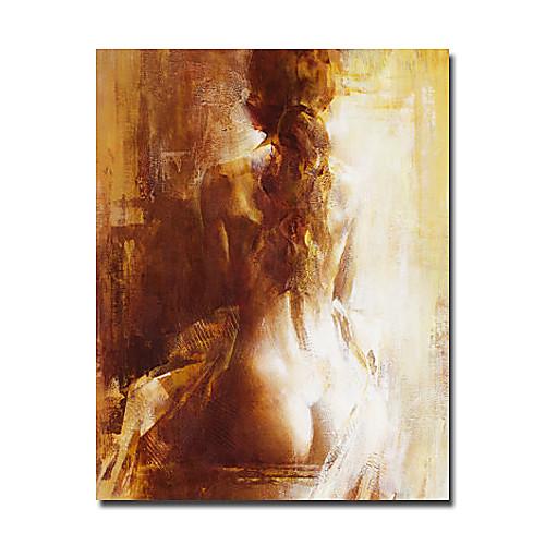 ручная роспись маслом картины людей с протянутой кадр 24