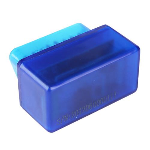 Super Mini Bluetooth ELM327 OBD2 V1.5 автомобиля диагностический инструмент интерфейс - Blue Lightinthebox 1073.000