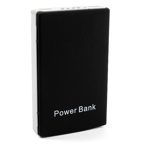 Внешняя батарея 13800mah с 2 выходами для IPhone, IPad, Samsung, HTC и других устройств Lightinthebox 1030.000