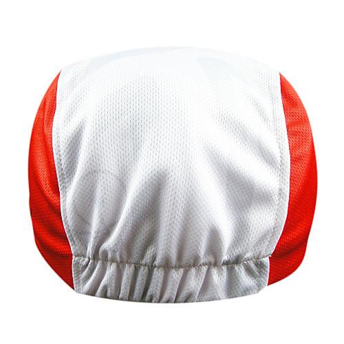 100% полиэстер kooplus-мужская шапка езда на велосипеде (красный) Lightinthebox 730.000