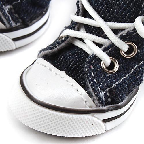 Джинсовые туфли на каждый день для собак (XS-XL, разные цвета) Lightinthebox 429.000