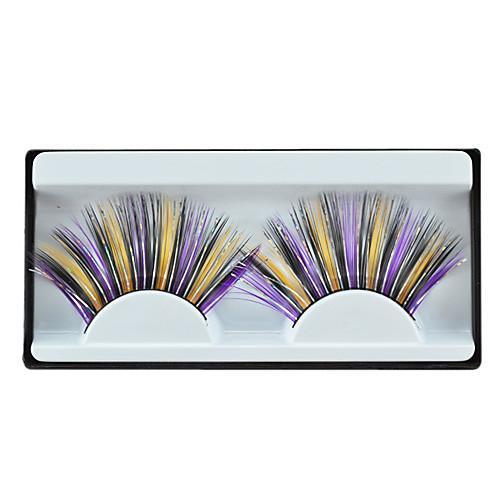 Искусственные ресницы для партии и салон Студия макияжа Цвета Lightinthebox 61.000