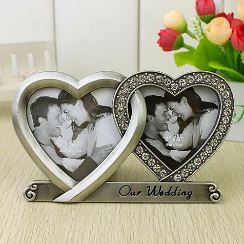 охватывает сердце сплава фоторамка - наша свадьба Lightinthebox 495.000