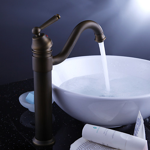 ванной кран раковины классический стиль античная бронза отделка Lightinthebox 4296.000