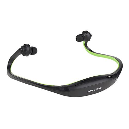 Беспроводной спортивный MP3 плеер-наушники с поддеркой TF и FM радио Lightinthebox 171.000