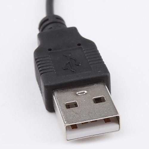 универсальный 5-в-1 USB зарядка и кабель для передачи данных NDSi, NDSL, PSP и яблочного устройства (черный) Lightinthebox 214.000