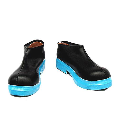 Мику черный голубой подошвой с глубоким вырезом обувь косплей Lightinthebox 3007.000