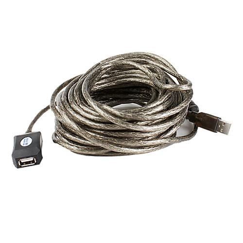 Удлинительный USB-кабель со встроенным усилителем сигнала чипы Lightinthebox 300.000