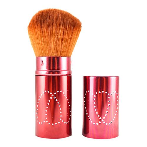 выдвижной косметические кисти макияж лица в платиновой трубке красный цвет Lightinthebox 231.000