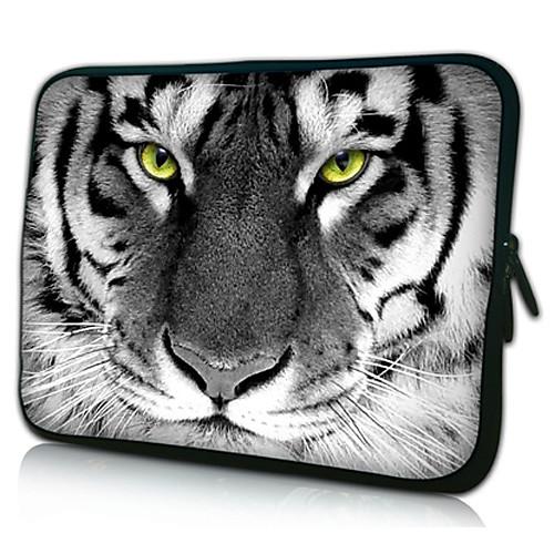 Чехол с принтом тигра для 10-15