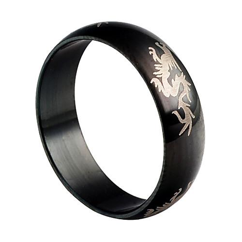 титановые стали дракона шаблону кольцо Lightinthebox 128.000