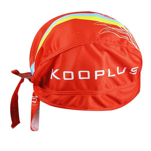 kooplus-мужские 100% полиэстер, езда на велосипеде платок (красный) Lightinthebox 644.000