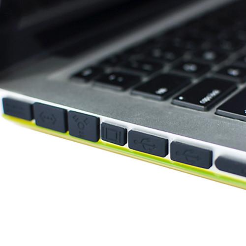Силиконовая анти-пылевая заглушка для Apple MacBook Air Pro (цвет отправляется в случайном порядке) Lightinthebox 83.000