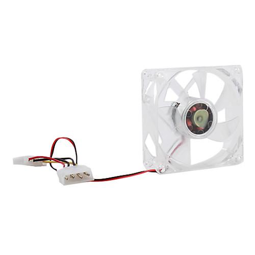 80мм вентилятор привел случай охлаждения Lightinthebox 85.000