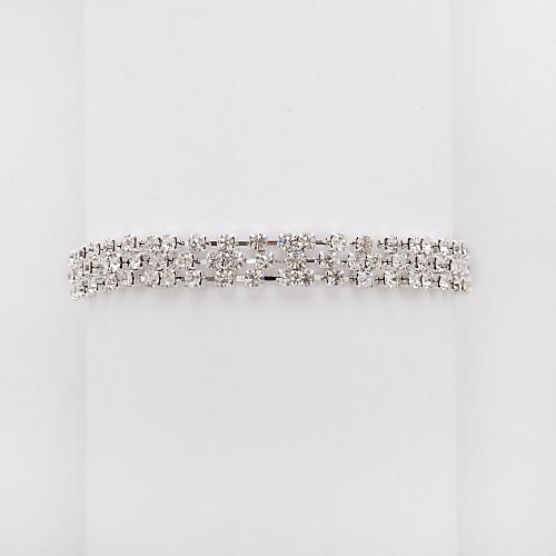 горный хрусталь великолепный женский браслет Lightinthebox 644.000