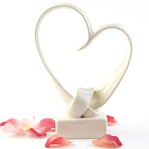 Сердце Свадебный торт Топпер Lightinthebox 704.000