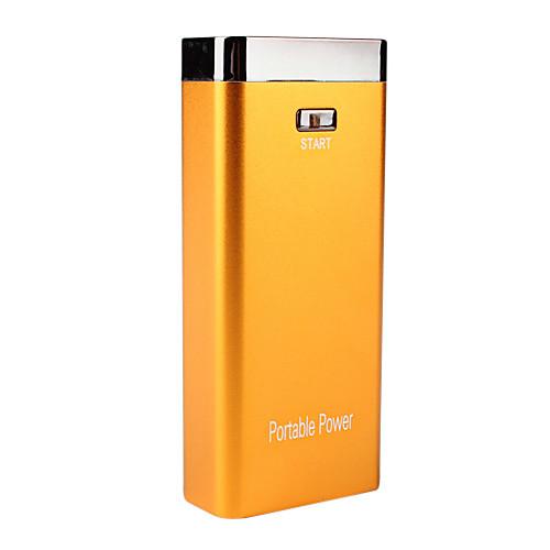 Универсальная внешняя батарея 6800mAh для iPhone/IPad/Samsung и др. смартфонов и планшетов (цвета в ассортименте) Lightinthebox 513.000