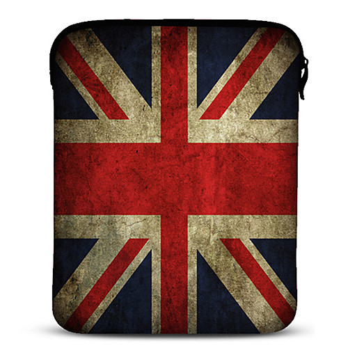 Неопреновый чехол с флагом Великобритании для 10