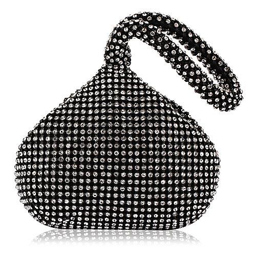 Дамская сумочка-клатч в форме персика со стразами Lightinthebox 1073.000