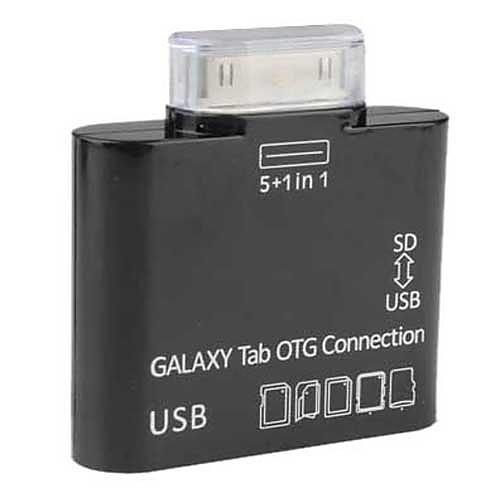 кард-ридер для Samsung Galaxy Tab (черный) Lightinthebox 257.000