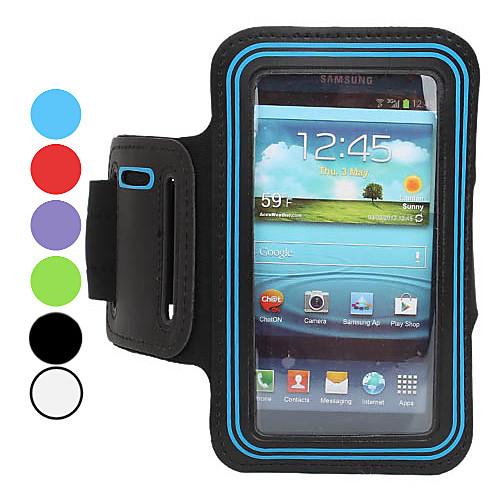 Мода Спорт браслет PU кожаный чехол для Samsung Galaxy S3 i9300 (разных цветов) Lightinthebox 300.000