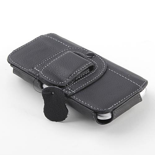 поясной зажим кобуры Пу кожаный чехол для Samsung Galaxy i9300 и s3 галактики связь i9250 (черный) Lightinthebox 343.000