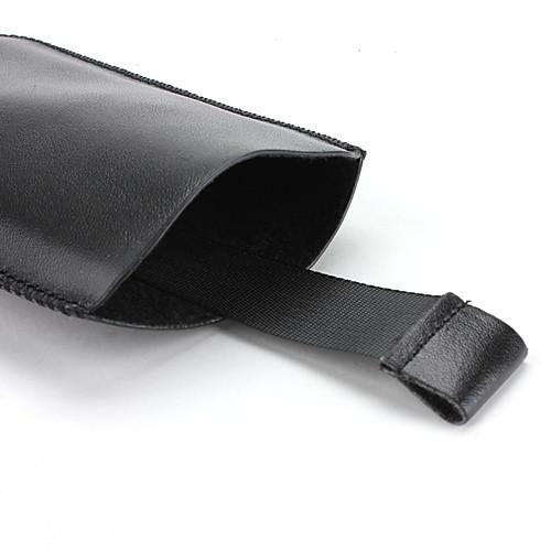 PU кожаный чехол сумка для i9000 Samsung Galaxy S и галактики s2 i9100 (черный) Lightinthebox 128.000