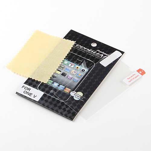 ЖК-экран протектор для HTC одна V (прозрачный) Lightinthebox 42.000