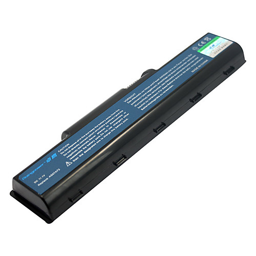 4400мАч батарея для Acer Aspire 5738DG 5738DZG 5738G 5738PG 5738PZG 5738ZG 5740G 7715Z AS5740 4720ZG 5740DG 3D Lightinthebox 1073.000