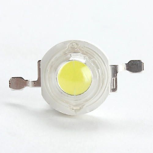 LED лампа, белый свет, 3.0-3.4V, 6000-6500k, 0.5W, 50-60LM Lightinthebox 42.000