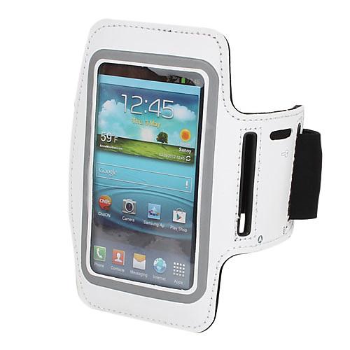 спорт повязку пу кожаный чехол для Samsung Galaxy S3 i9300 (разных цветов) Lightinthebox 300.000