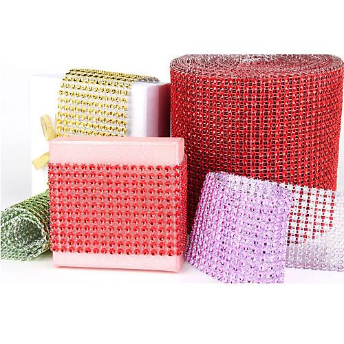блестящими стразами свадьбы ленте шириной 11,8 см - набор из 10 ярдов (больше цветов) Lightinthebox 644.000
