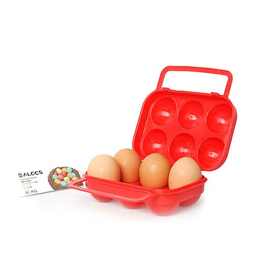 6 яиц контейнер (случайный цвет) Lightinthebox 85.000