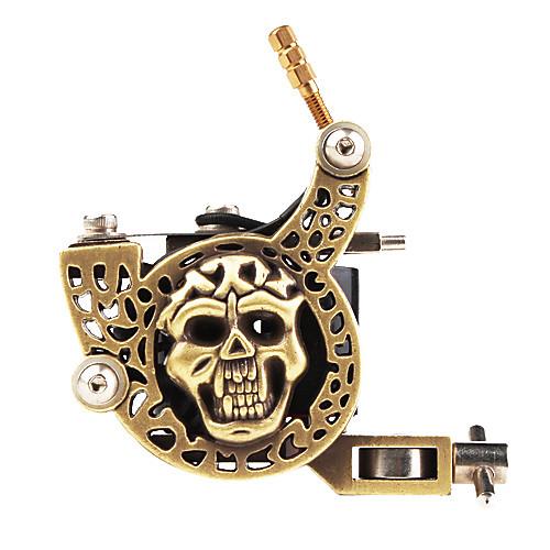 Набор татуировщика (6 стальных пистолета для линий и теней и др. инструменты) Lightinthebox 6015.000