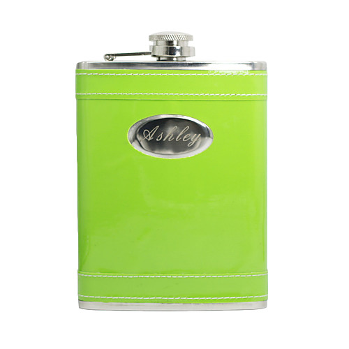 персонализированные зеленой 8-унций колбу Lightinthebox 265.000