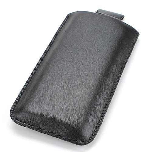кожаный чехол вертикальной случае для Nokia 6300 (черный) Lightinthebox 107.000
