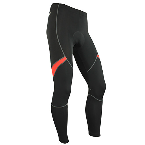 Santic нового дизайна Мужчины или Женщины Высокие брюки Велоспорт Воздухопроницаемость с 4D Pad Lightinthebox 1159.000