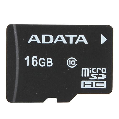 ADATA 16GB Class 10 Micro SD / TF карты памяти SDHC Lightinthebox 472.000