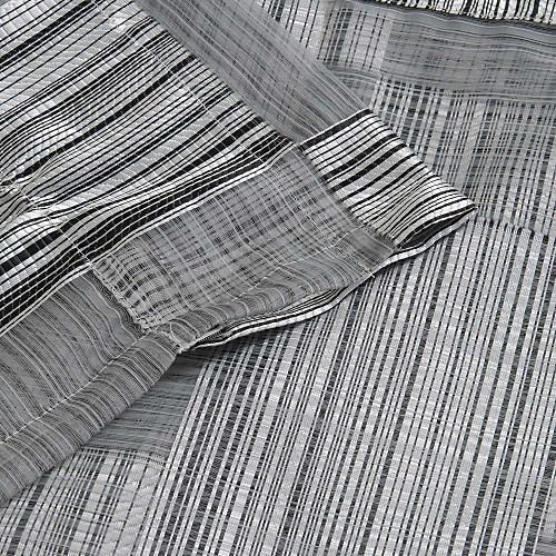 (Две панели) NewYork черный моды чистый занавес Lightinthebox 2148.000