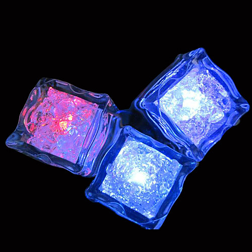 20 - светодиодные кубики льда света Цвет Изменение свет Lightinthebox 1288.000