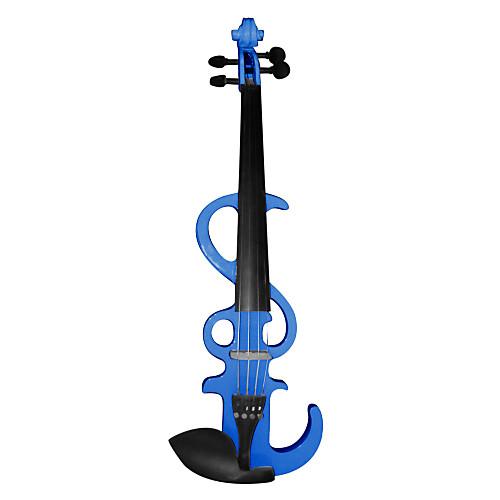Чоу - (EV10) 4/4 липы электрический наряд скрипка (многоцветные) Lightinthebox 4124.000