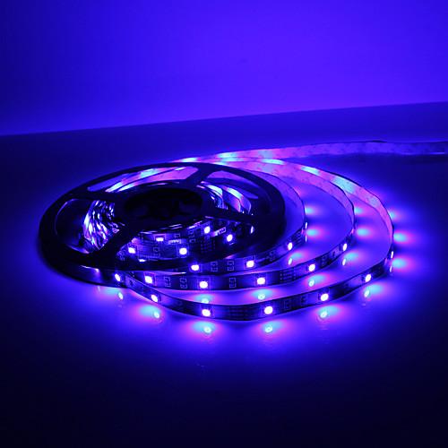 5м 5w 300x3528 SMD синего света Гибкие светодиодные ленты лампы (DC 12V) Lightinthebox 687.000