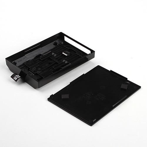пластиковые 20g корпусе жесткого диска привод для Xbox 360 Slim (черный) Lightinthebox 214.000