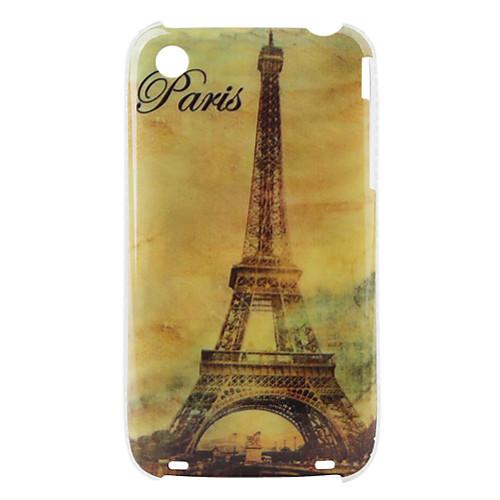 Жесткий чехол с Эйфелевой башней для iPhone 3G и 3GS Lightinthebox 171.000