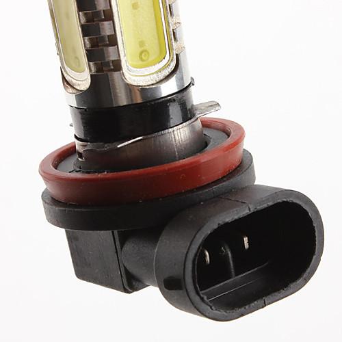 H11 7.5Вт 600лм 7000-8000К LED лампочка повышенной мощности с белым светом (DC 12В) Lightinthebox 601.000