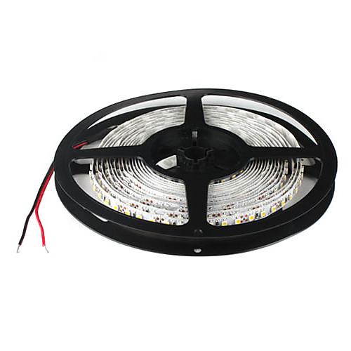 Лента светодиодная 10W 600x3528 SMD теплый белый свет, длина 5м (DC 12V) Lightinthebox 1245.000