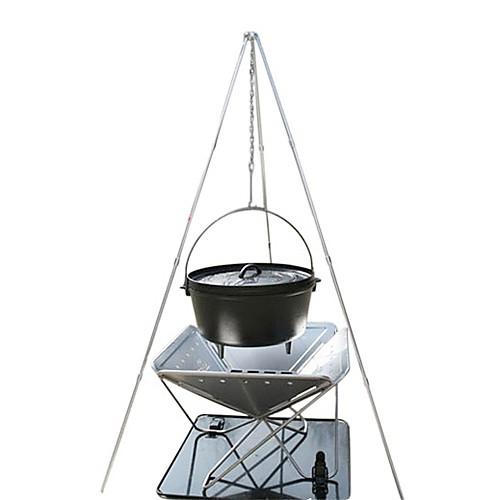 Открытый алюминиевого сплава 4-секции Штатив для пикника (Pot комплект не входят) Lightinthebox 1288.000